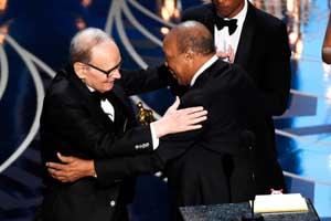 Ennio Morricone konečně vyhrál svého Oscara