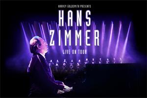 Hans Zimmer Live on Tour 2016 v Praze – vstupenky a důležité informace